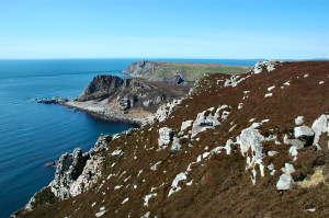 Picture of cliffs on The Oa, Isle of Islay