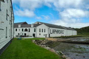 Picture of Laphroaig Distillery