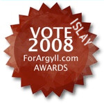 Vote Islay at the ForArgyll Awards