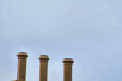 Picture of three chimneys