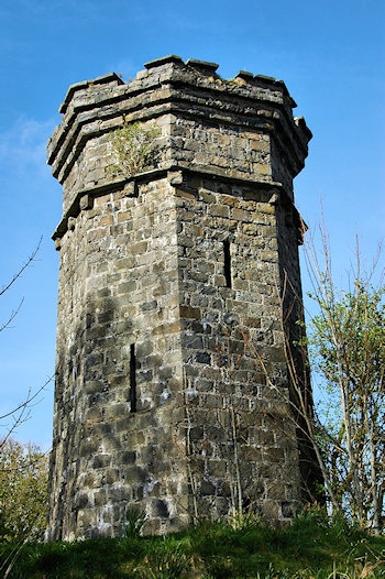Picture of a stone tower