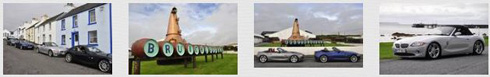 Screenshot of 4 gallery pictures of BMW Z4 in Bruichladdich